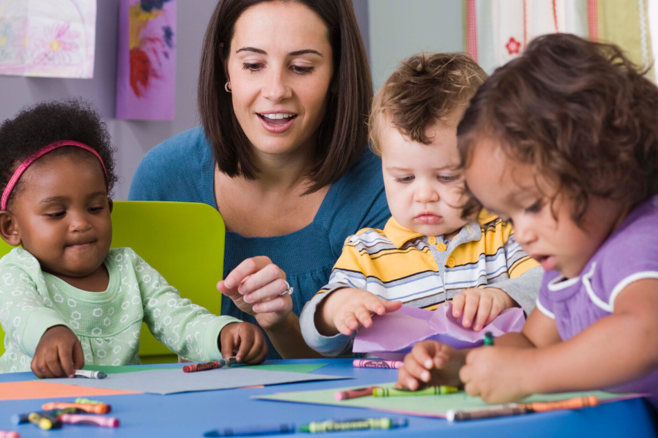 Encourage Early Literacy at Baby Day