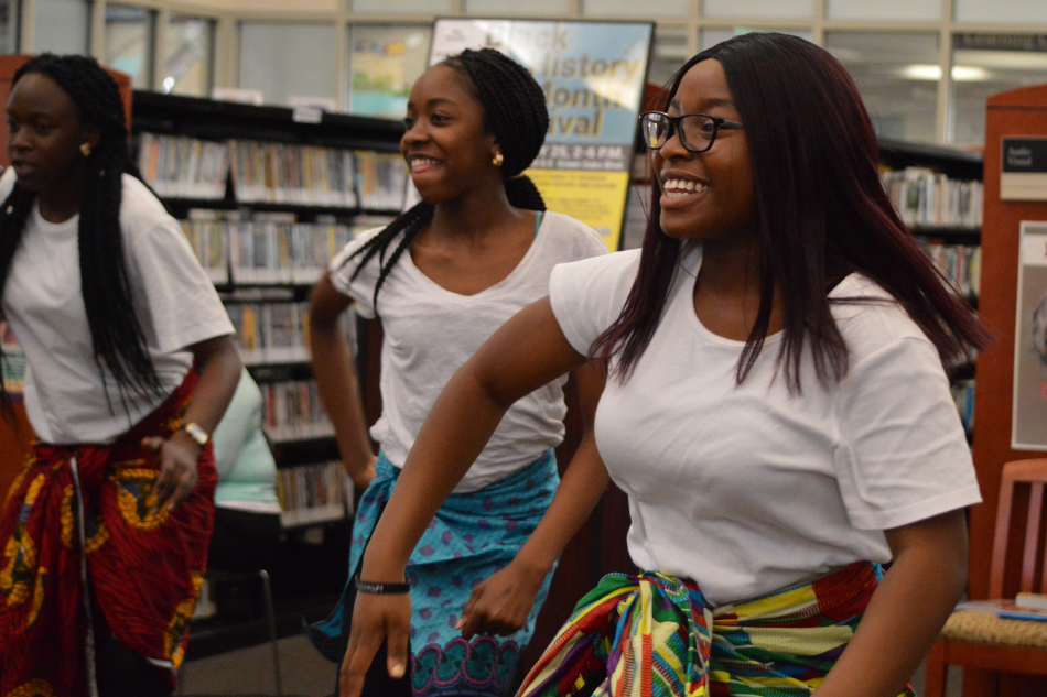 Cultural Performances and Exhibits at 10th Annual Black History Month Festival