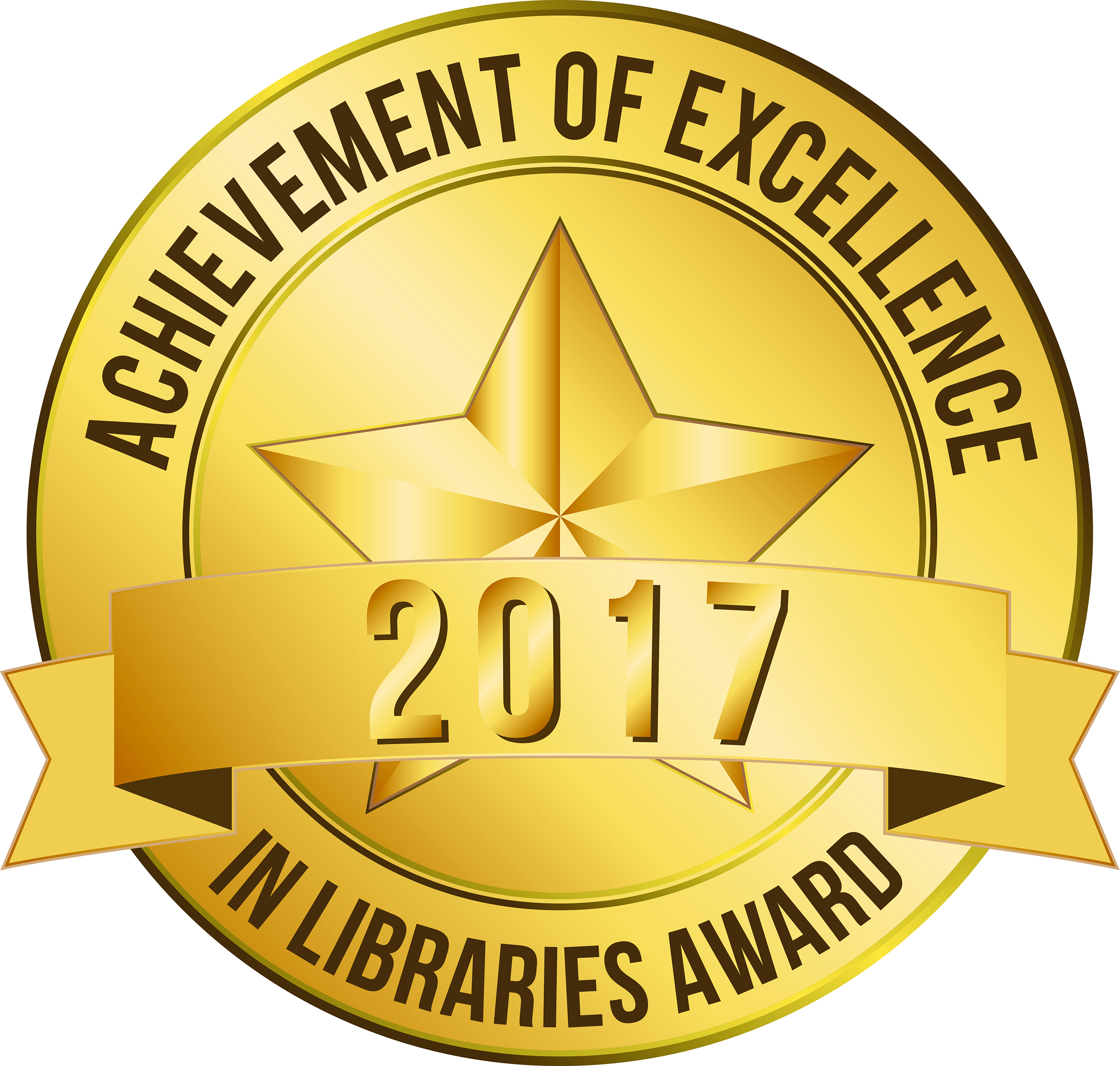 Arlington Public Library receives Achievement of Library Excellence Award