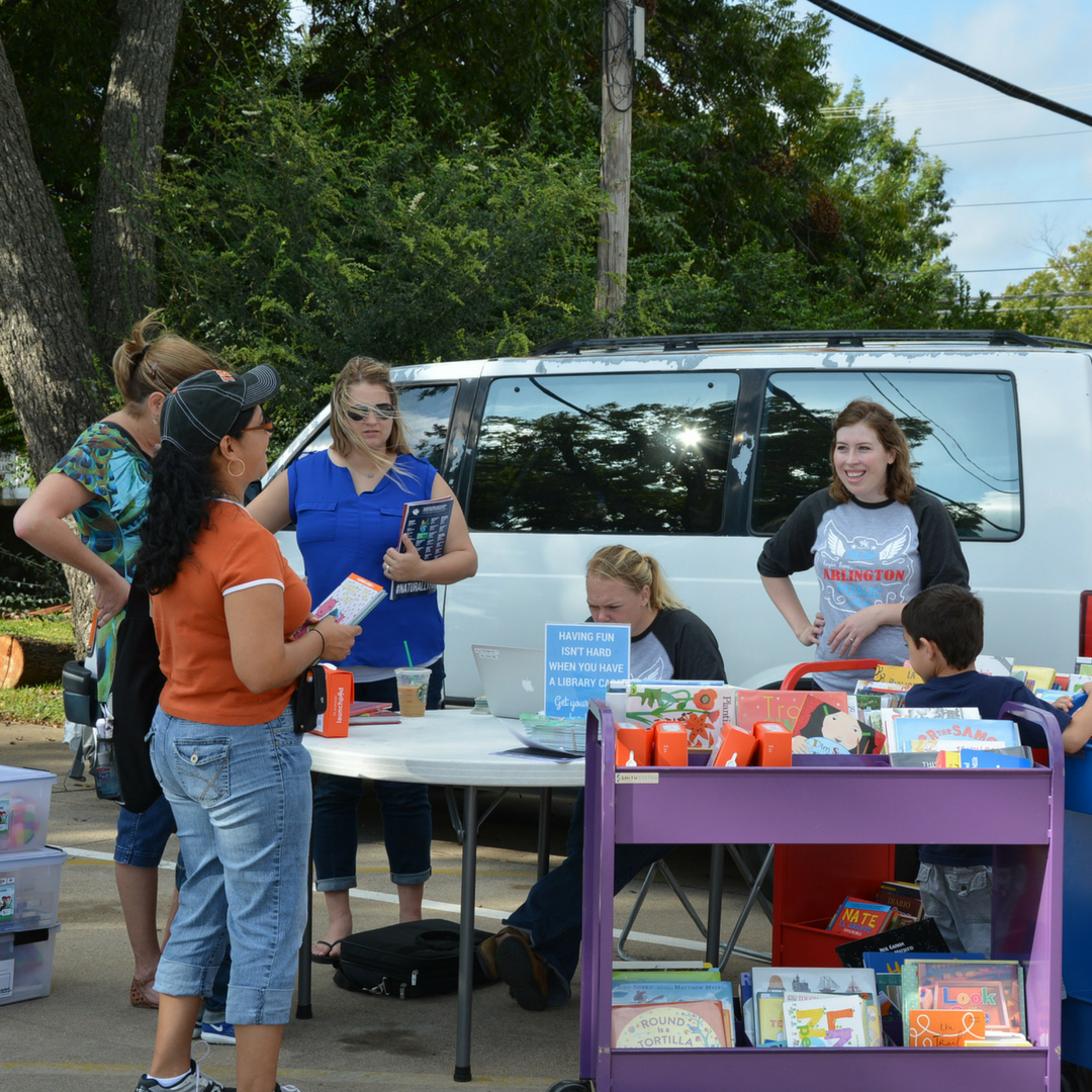 Enjoy National Night Out with your Neighbors and the Library