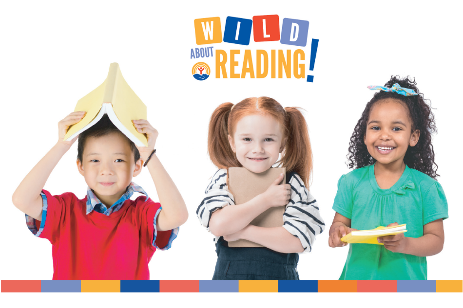 Get Wild About Reading with United Way and the Arlington Public Library