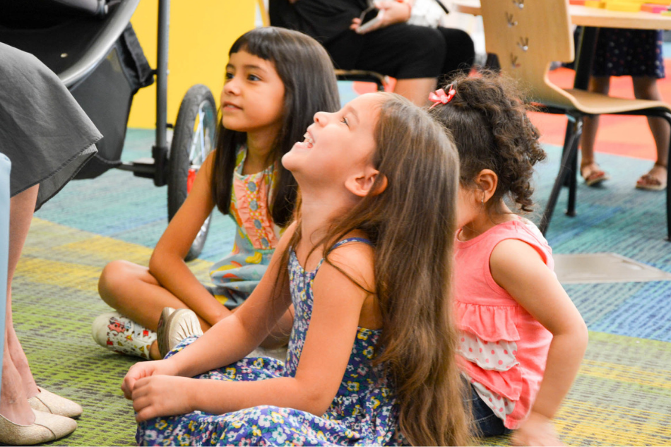 World Language Storytimes for Early Literacy Across Languages