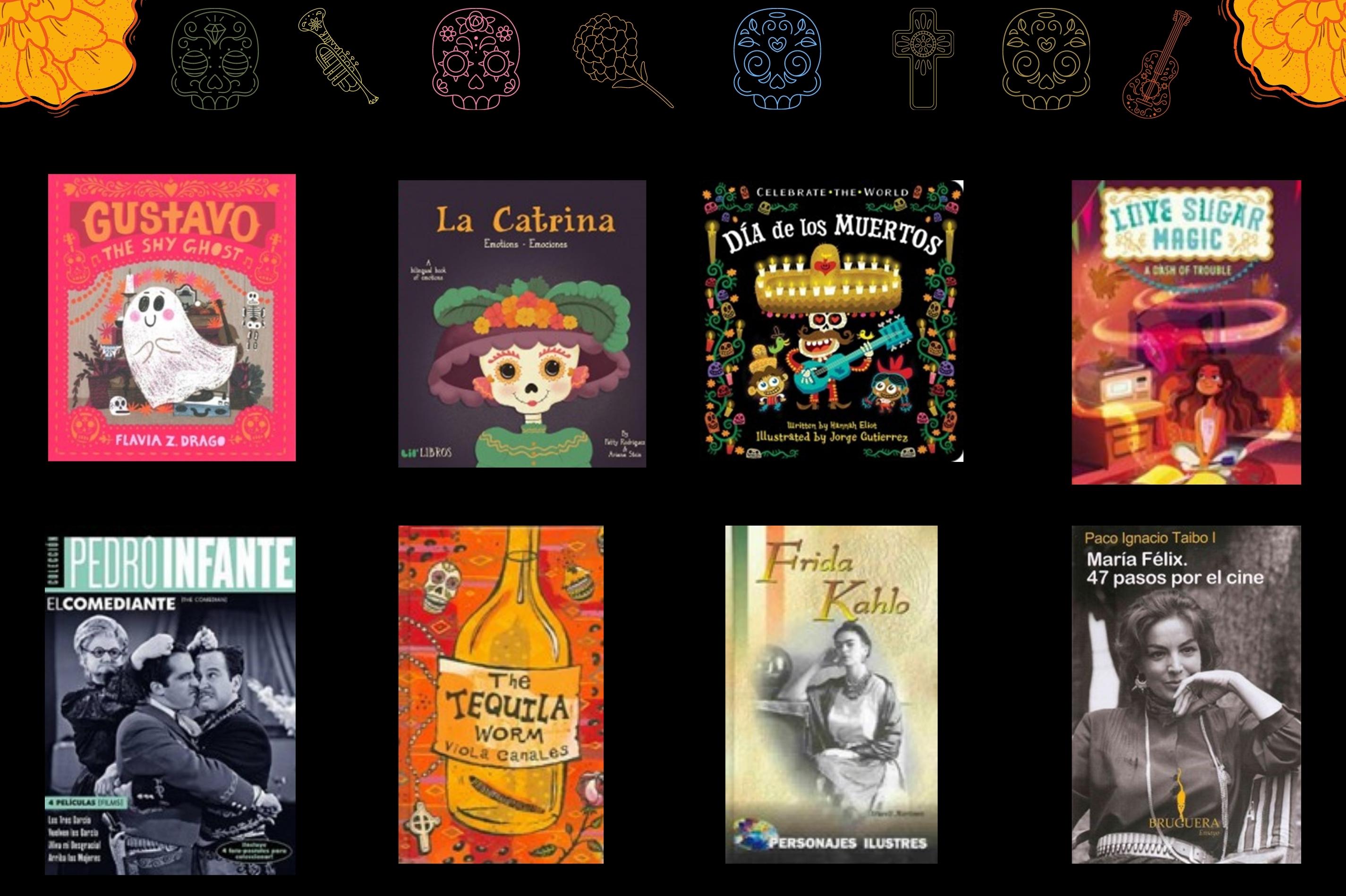 Library on Topic: Día de Los Muertos