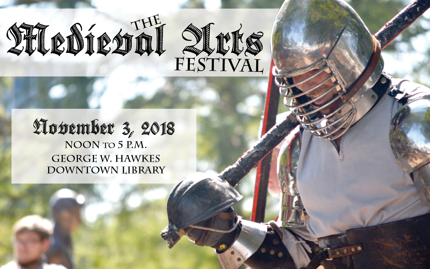 Medieval Arts Festival Returns for its 16th Year at the Arlington Public Library