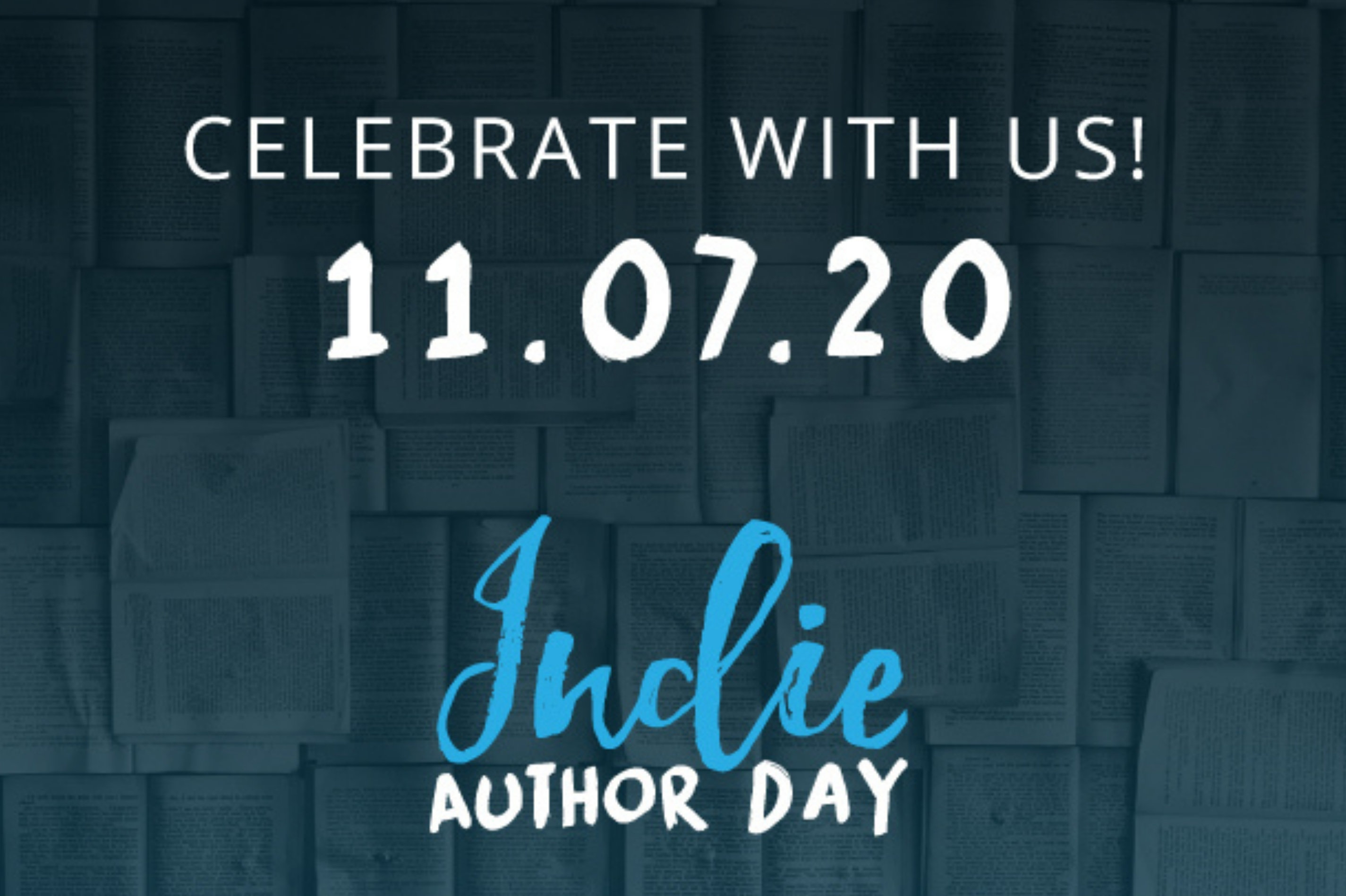 Celebrate Indie Author Day