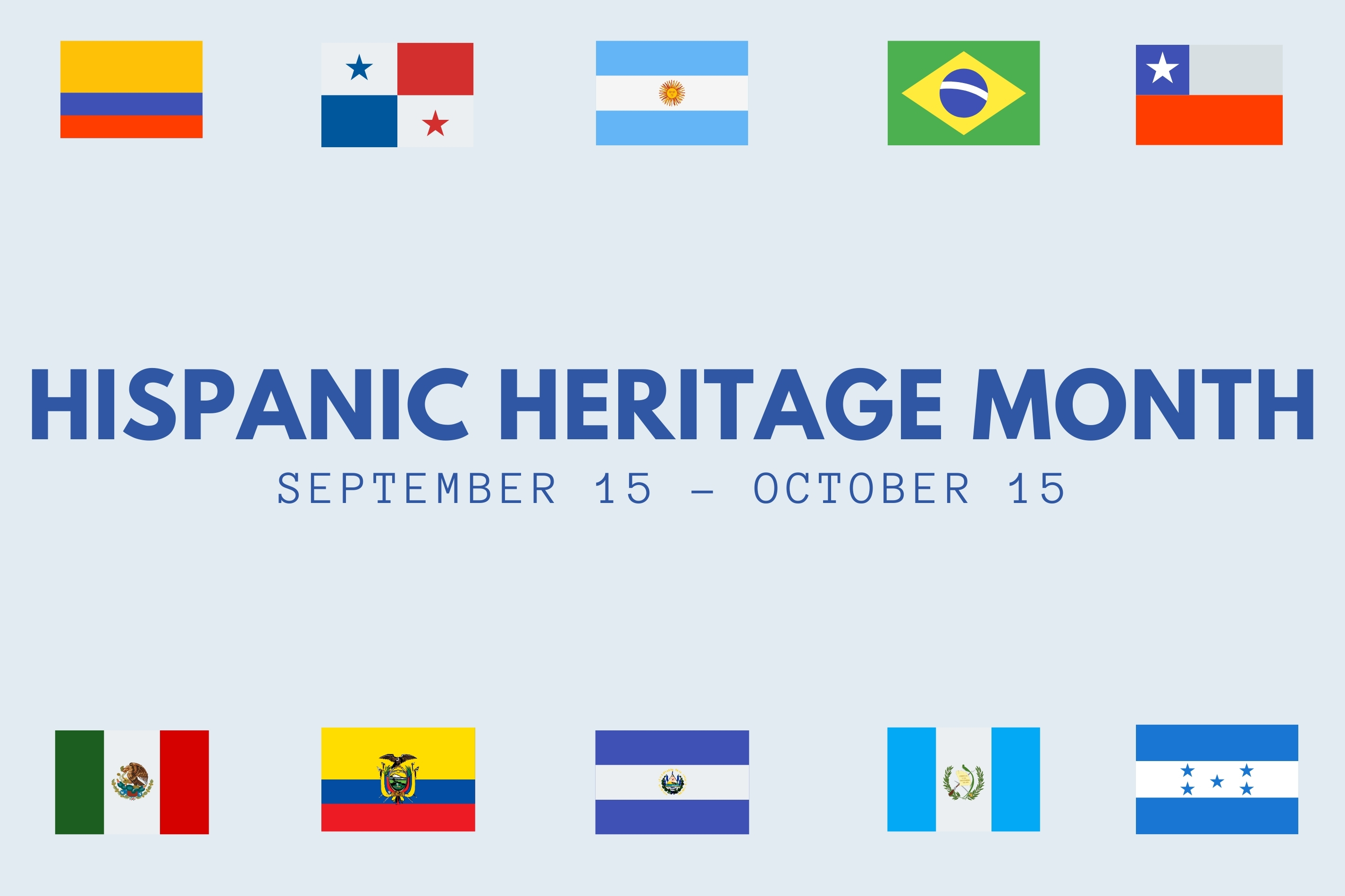 Celebrate Hispanic Heritage Month with the Arlington Public Library