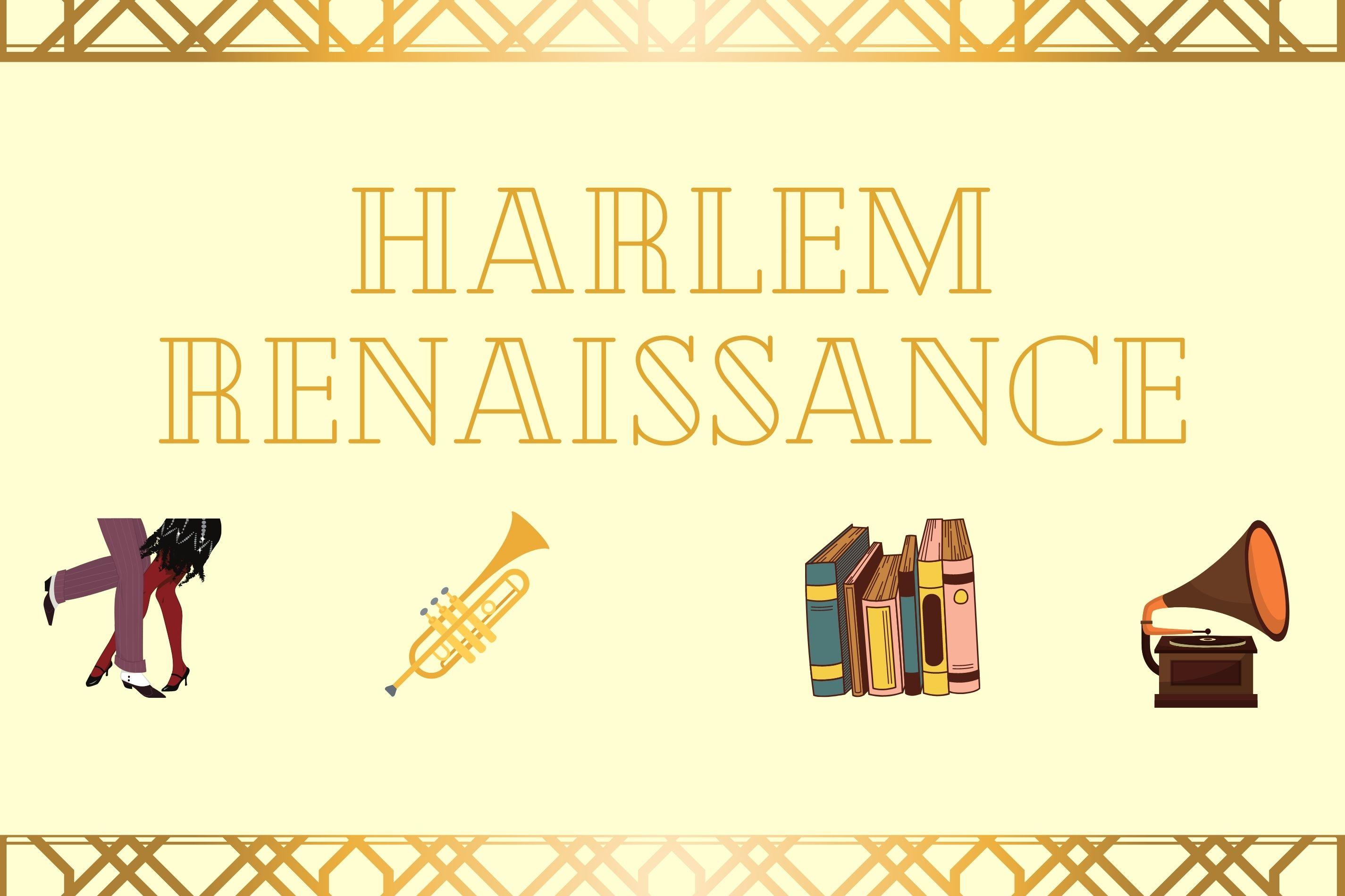 Celebrate the 100th Anniversary of the Harlem Renaissance