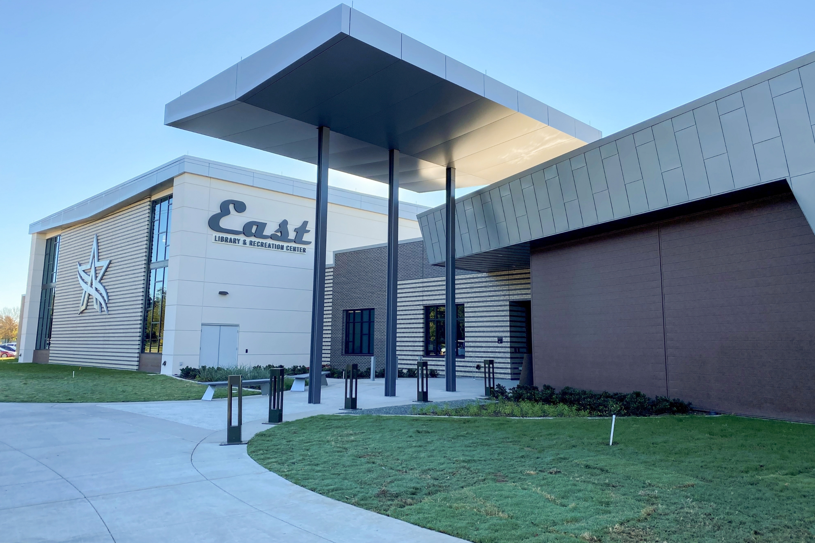 Welcome to the new East Library and Recreation Center